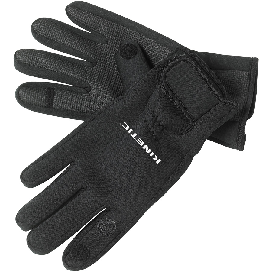 Neoprene Glove Full Finger, sort