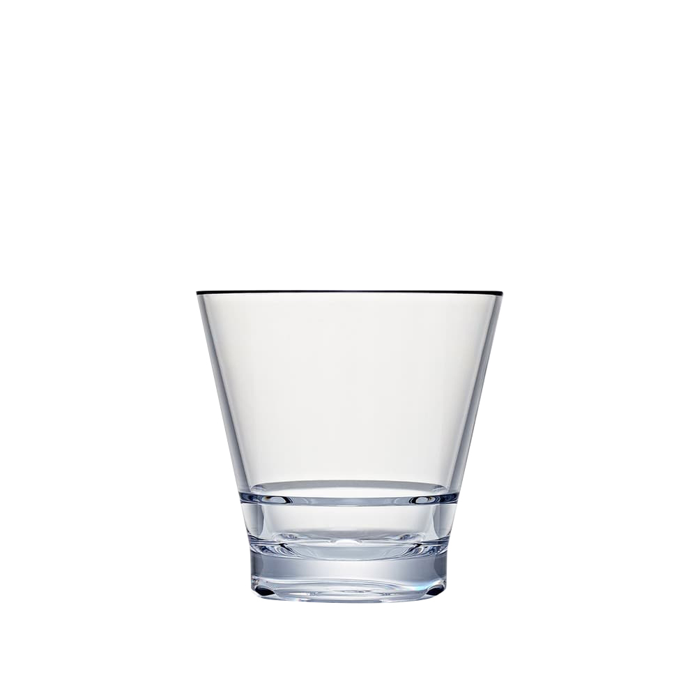 Glass Rocks Strahl 4stk Gaveeske355ml