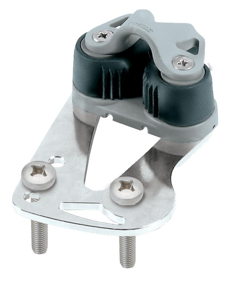 Cleat med arm for utbygging